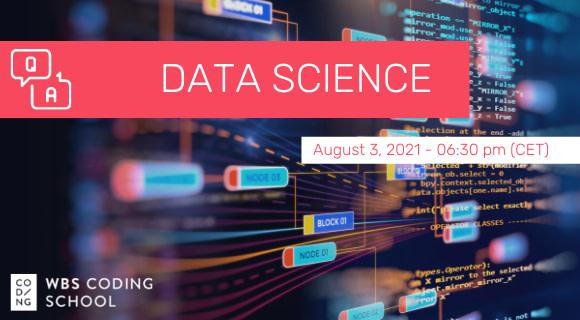 Invitation to data science Q&A.