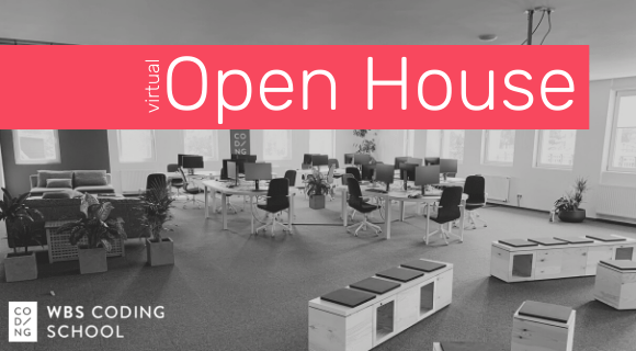 Invitation to Open House event