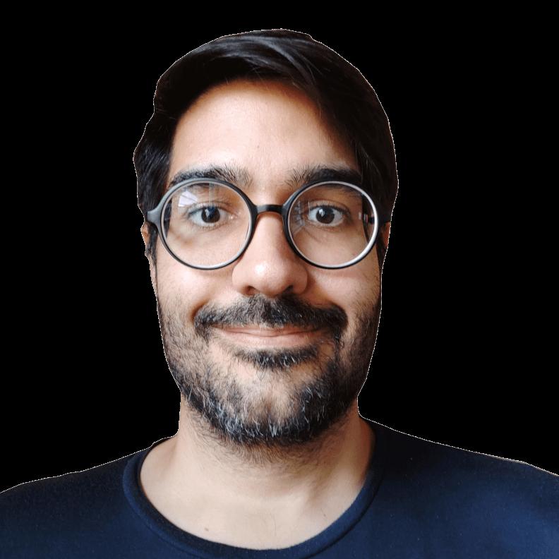 Tiago, Lead Data Instructor